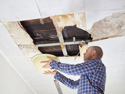 Water damage repair in Baltimore